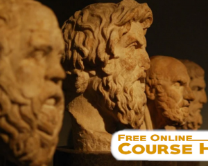 course in philosophy