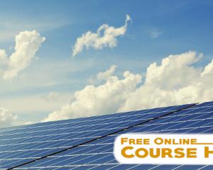 solar energy course